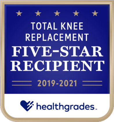 Five Star Total Knee Replacement 2019-2021