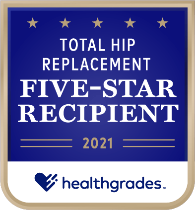 Five Star Total Hip Replacement 2021