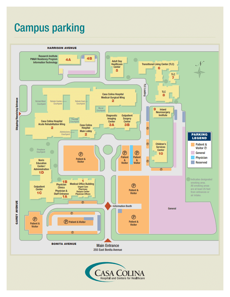 Campus Parking | Casa Colina Hospital on map of bexar county, map of springfield area, map of the new york area, map of seaworld san diego area, map of bastrop area, map of ogden area, map of everywhere, map of corpus christi beach area, map of fort hood area, map near san antonio tx, map of palm coast area, map of lake of the ozarks area, map of everett area, map of north miami area, map tx area, map of coral gables area, map of monteverde area, map of champaign urbana area, map of university of cincinnati area, map of martha's vineyard area,